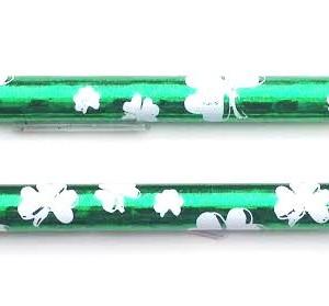 Shamrock Glitz Pencils