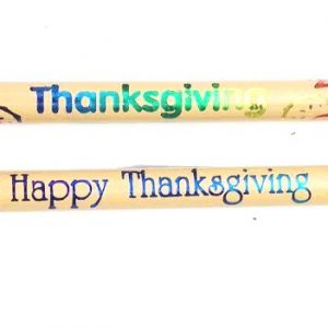 Thanksgiving Pencils