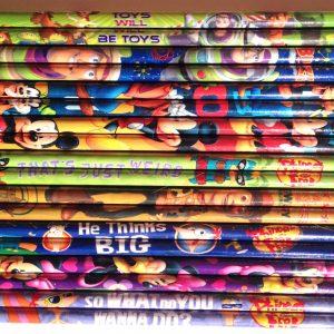 Disney Pencils