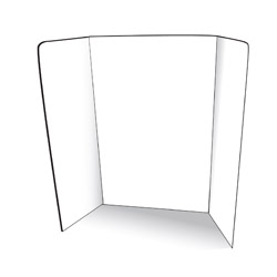 trifold poster board