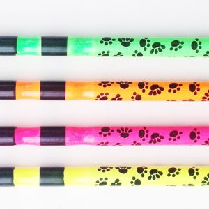 Paw Print Easy grip Pencil
