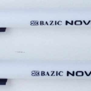 Medium Pont Black Bazic Pens