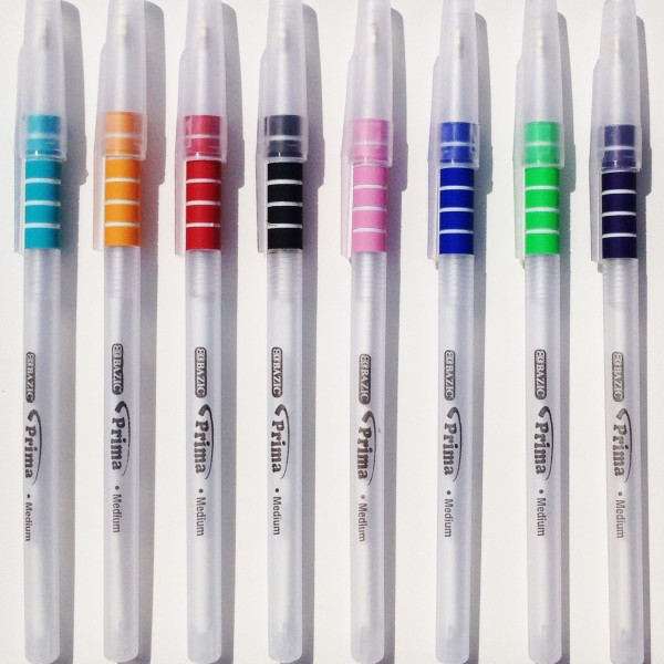 Medium Point Color Pens